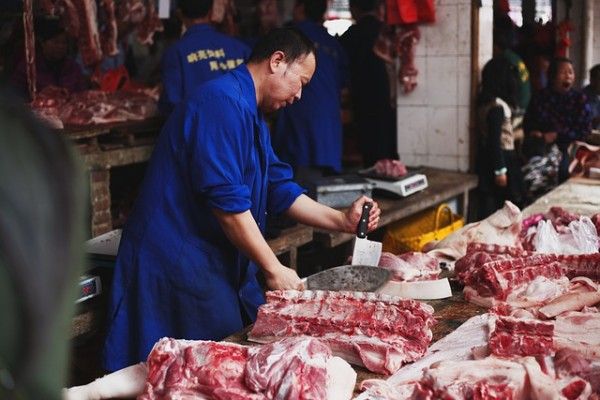 Pork Prices in China
