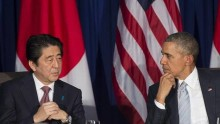 Abe and Obama visit at Pearl Harbor site  is showcasing the power of reconciliation and the importance of bilateral relationships.