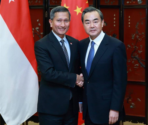Singapore Foreign Minister Responds to Diplomatic Relationship with China after Terrex Vehicle Incident.