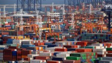 China Posts Worst Export Decline.