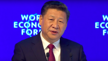 Chinese President Xi, Defender of Globalization in World Economic Forum