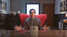 Huawei's new ads with Justin Long are short with funny dialog.