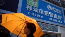 China Mobile has 851.2 million subscribers as of Jan. 31 of this year.