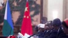 Ministerial Meeting Of The Forum On China-Africa Cooperation Held In China