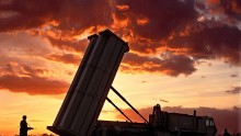 China is reportedly using hackers to target THAAD, a US missile defense system installed in South Korea.