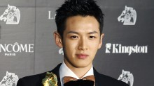 Actor Kai Ko was given 14 days detention for using drugs in his home.