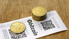 Circle uses the digital currency bitcoin to manage worldwide money transfers.