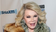 Joan Rivers was placed on life support this Saturday, relying on the machines to keep her alive after being placed in a medically induced coma.