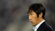 China PR head coach Gao Hongbo