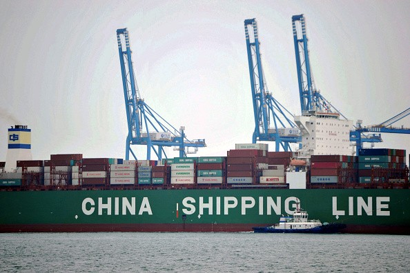 China Export and Import.